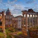 Palatino e Foro Romano a Roma